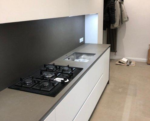 Montaggio completo Cucina key